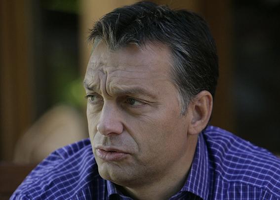Виктор Орбан e
